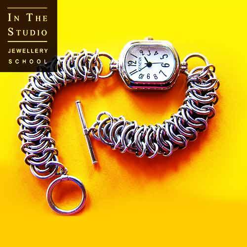 Chain-Maille-Watch-Strap