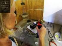 Fusing jewellery using Argentium Silver