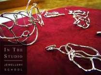 Soldered silver jewellery 2