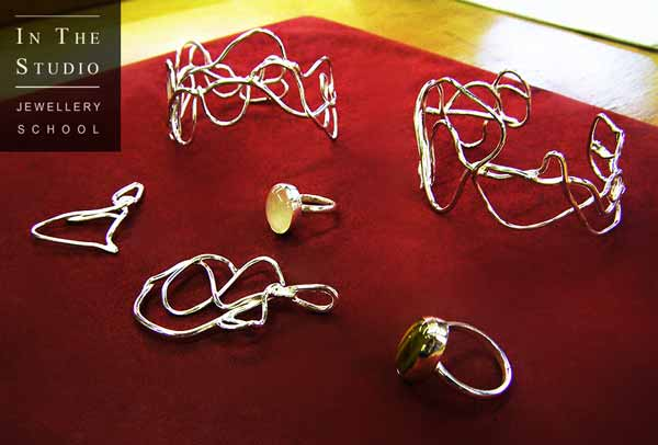 Soldered-silver-jewellery