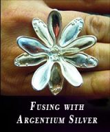 Argentium silver course
