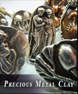 Precious Metal Clay Course