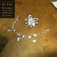 Argentium Silver Course jewellery made
