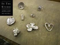 Precios metal clay jewelry